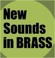 「New Sounds in BRASS」シリーズ 配信中!